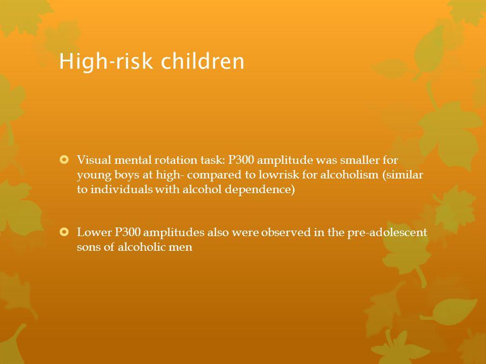 High-risk children