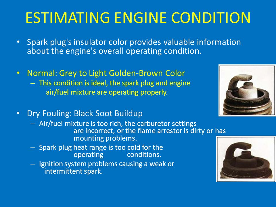 ESTIMATING ENGINE CONDITION