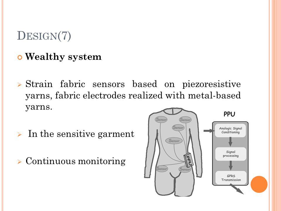 Design(7) Wealthy system