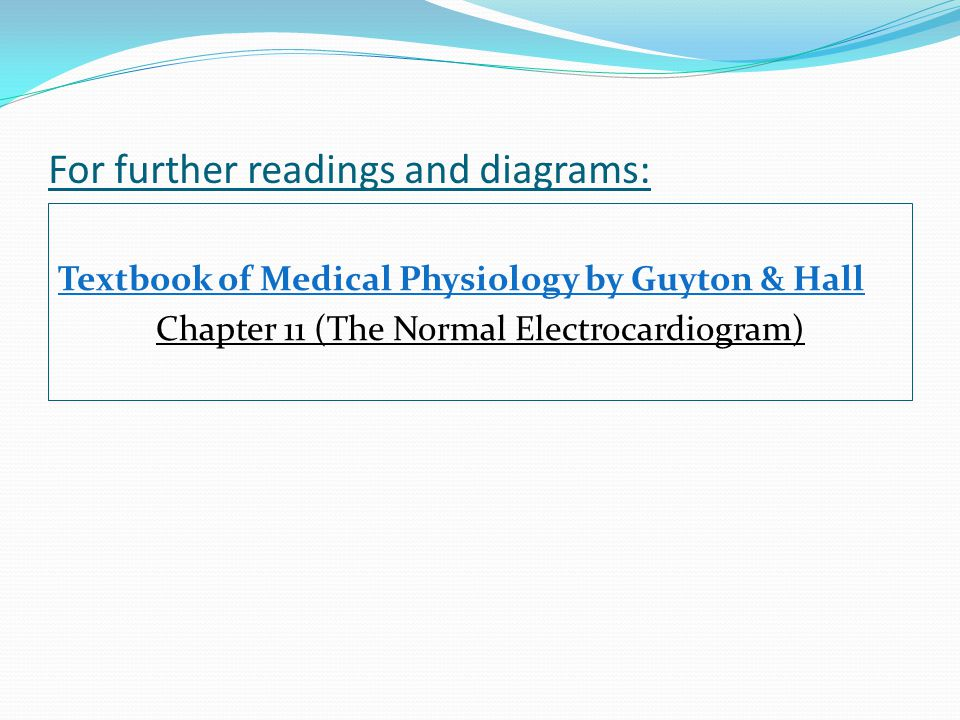 For further readings and diagrams: