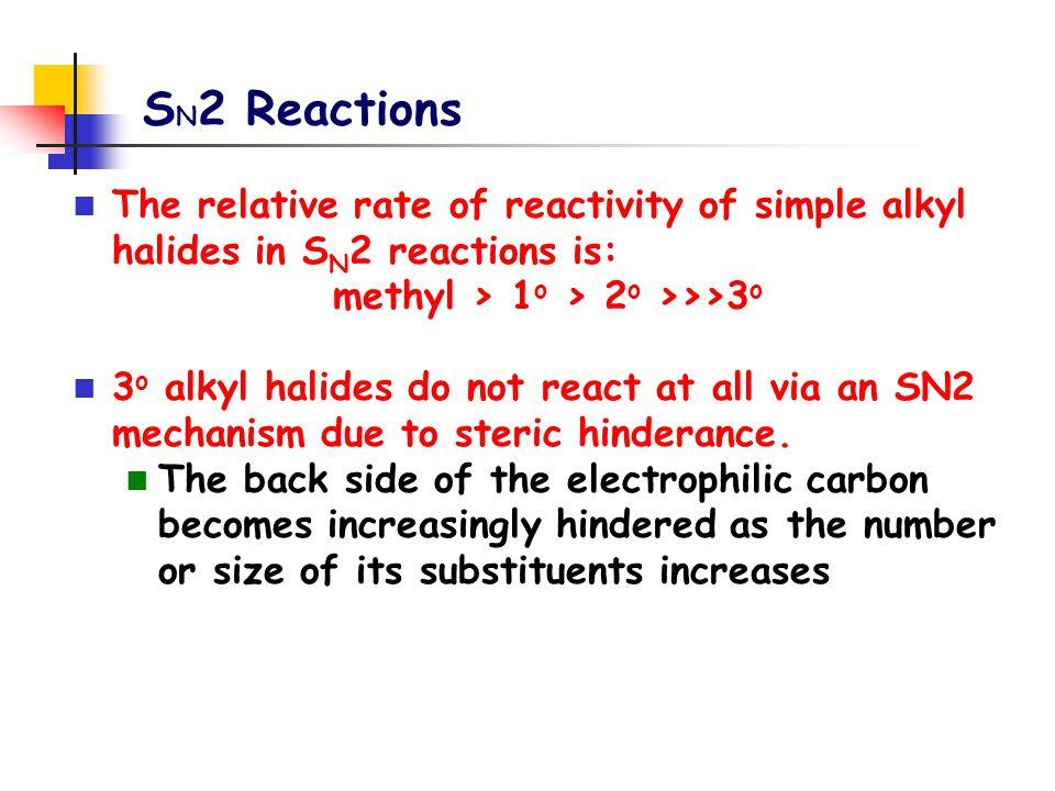 methyl > 1o > 2o >>>3o