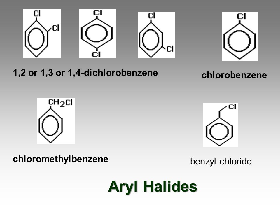 1,2 or 1,3 or 1,4-dichlorobenzene