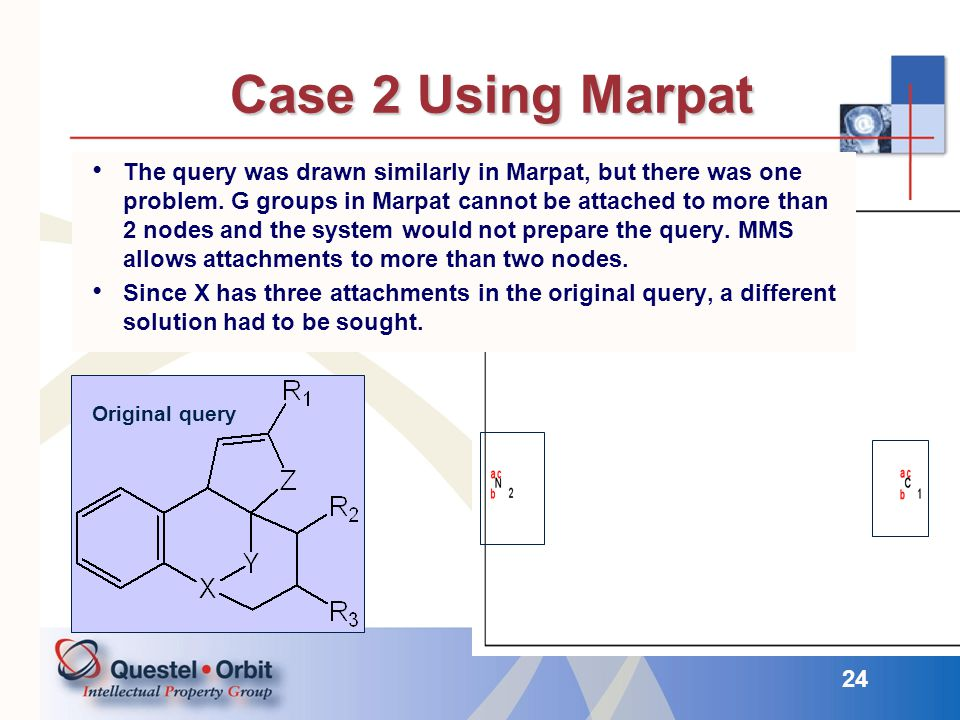 Case 2 Using Marpat