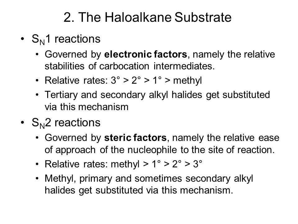 2. The Haloalkane Substrate