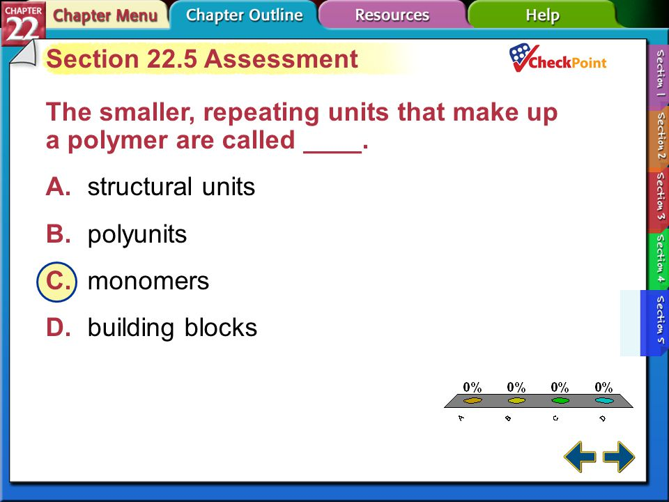 A B C D Section 22.5 Assessment