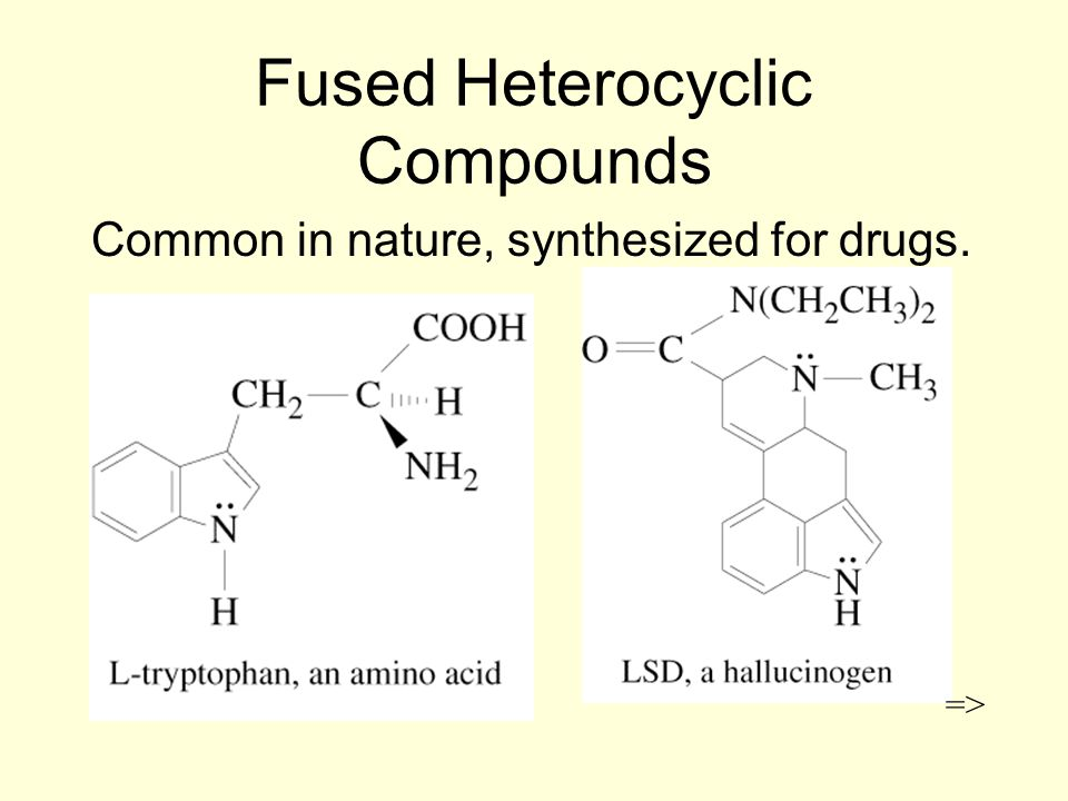 Fused Heterocyclic Compounds