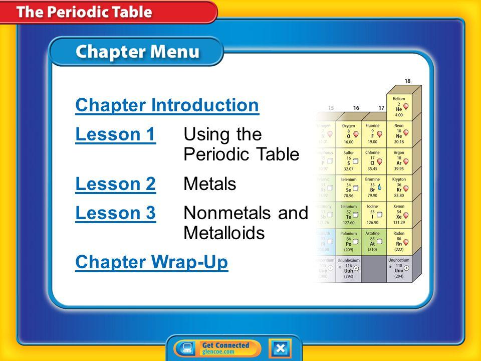 Lesson 1 using the periodic table lesson 2 metals ppt video online lesson 1 using the periodic table lesson 2 metals urtaz Gallery