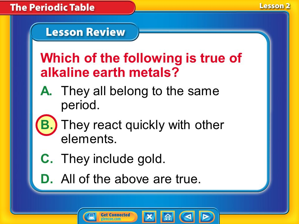 Which of the following is true of alkaline earth metals