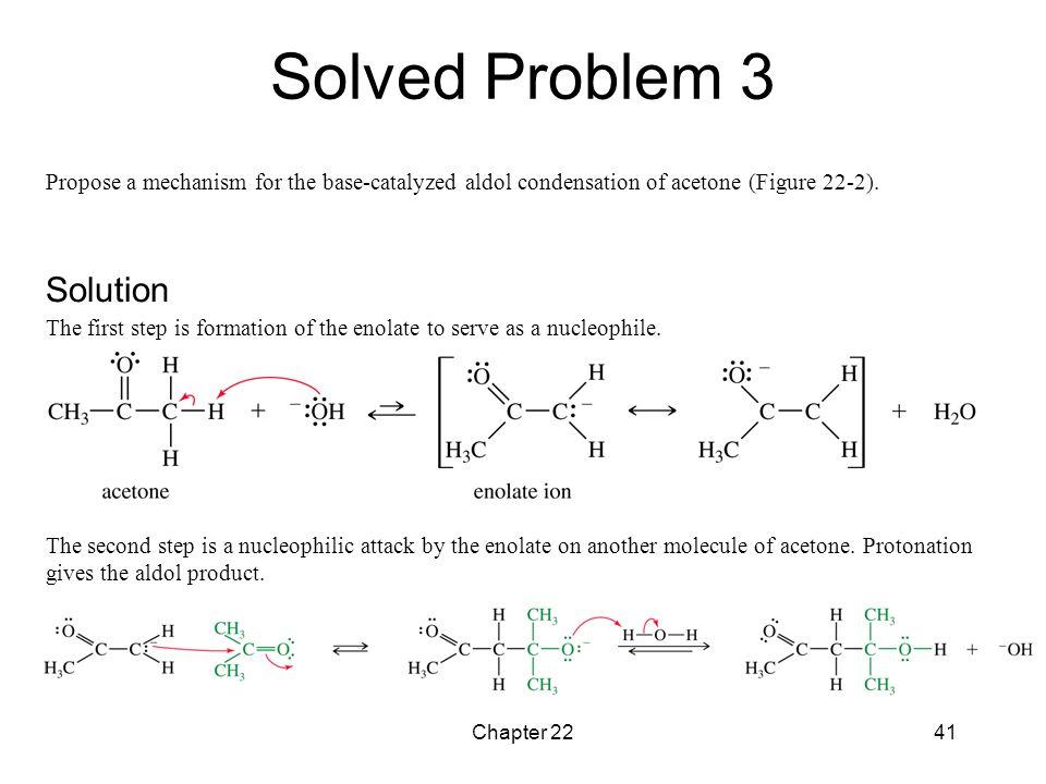 Solved Problem 3 Solution