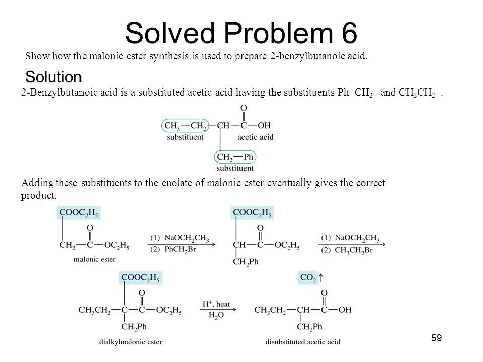 Solved Problem 6 Solution