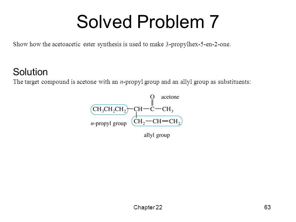 Solved Problem 7 Solution