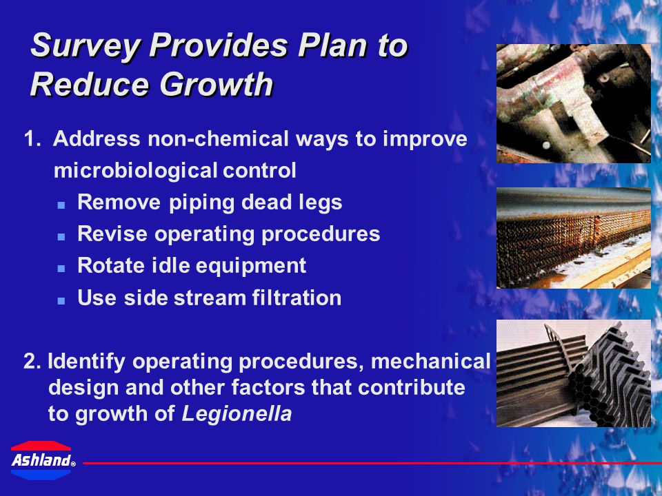 Survey Provides Plan to Reduce Growth