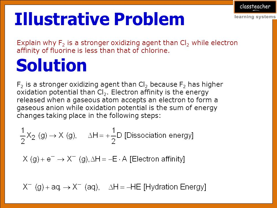 Illustrative Problem Solution