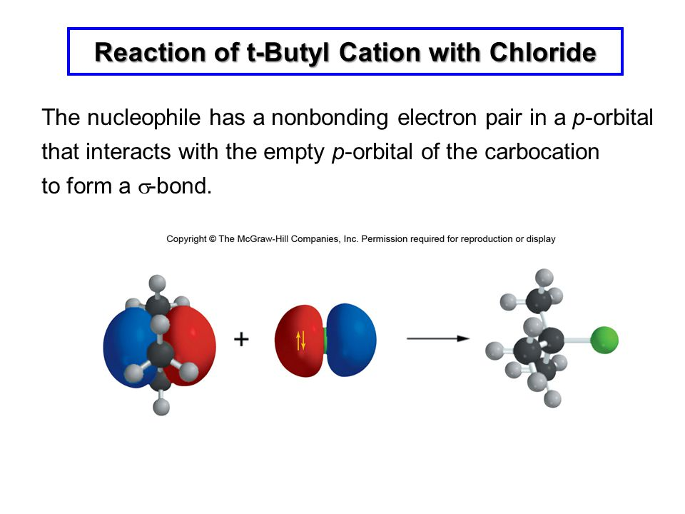synthesis of t butyl chloride T-butyl chloride could have accidently been removed with the aqueous layer being discarded if careful technique was not used a low percent yield of t-butyl chloride was observed85 moles used t-butyl-alcohol 0775 weight used (g) 1012 density ( g/ ml ) 0.