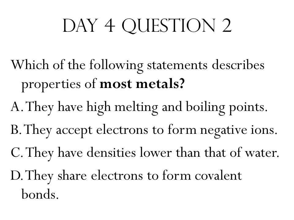 Day 4 Question 2