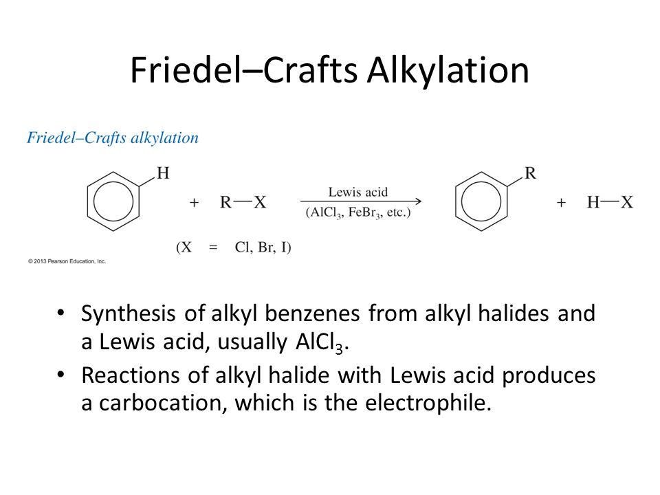 Friedel–Crafts Alkylation