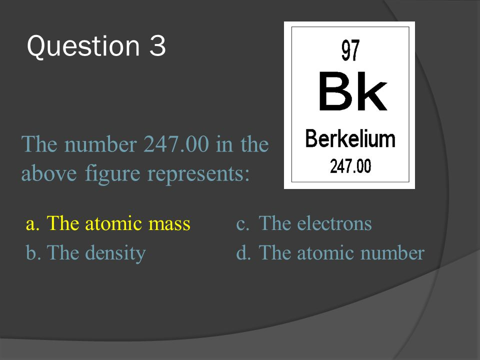 Question 3 The number 247.00 in the above figure represents: a.