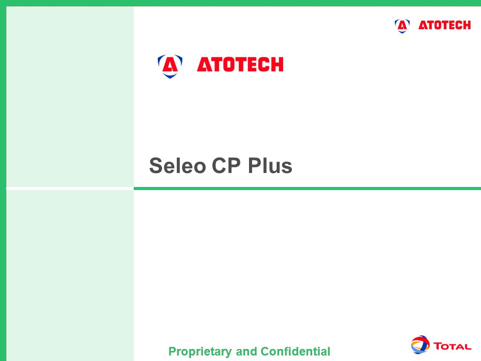Seleo CP Plus
