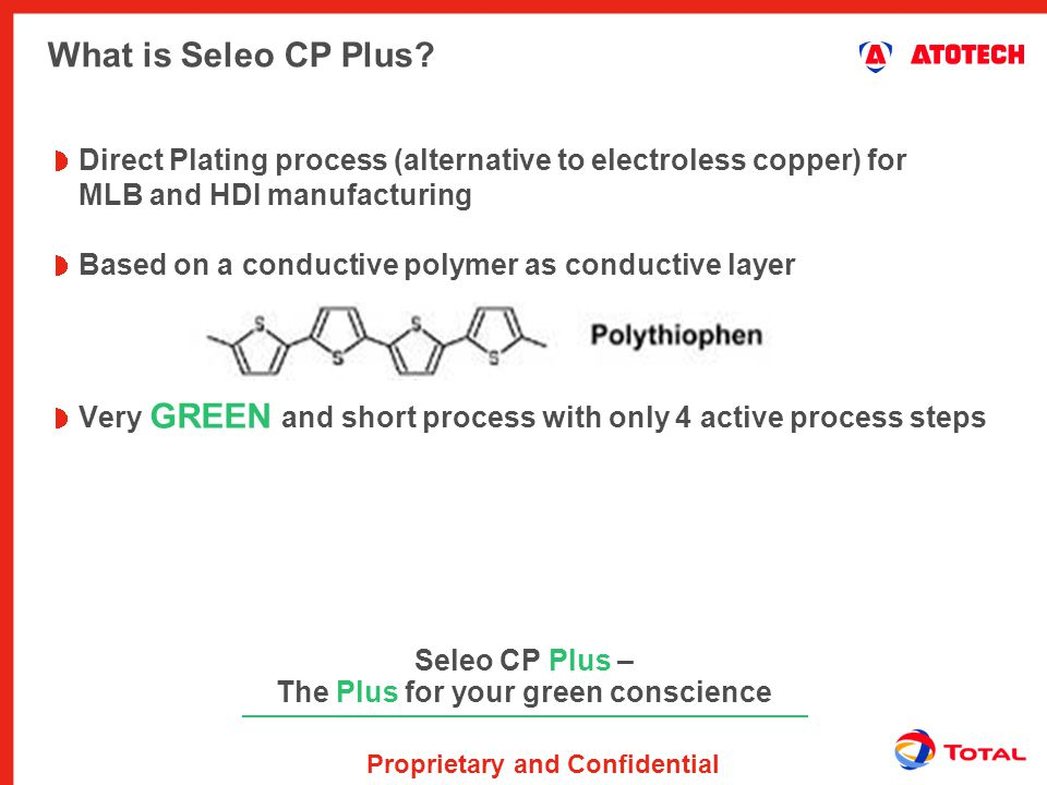 Seleo CP Plus – The Plus for your green conscience