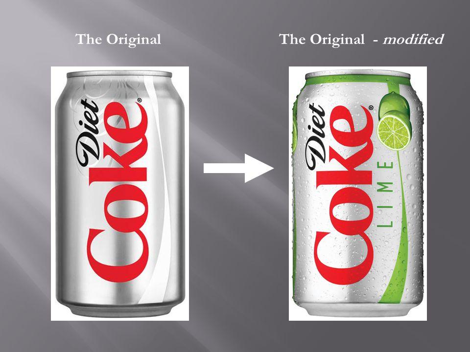 The Original The Original - modified