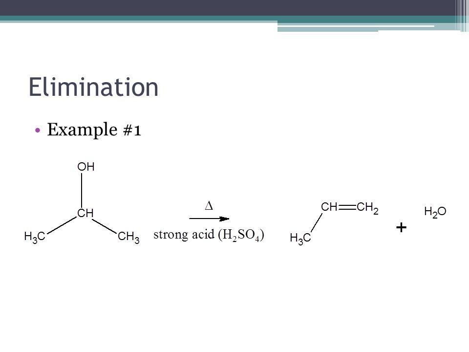 Elimination Example #1