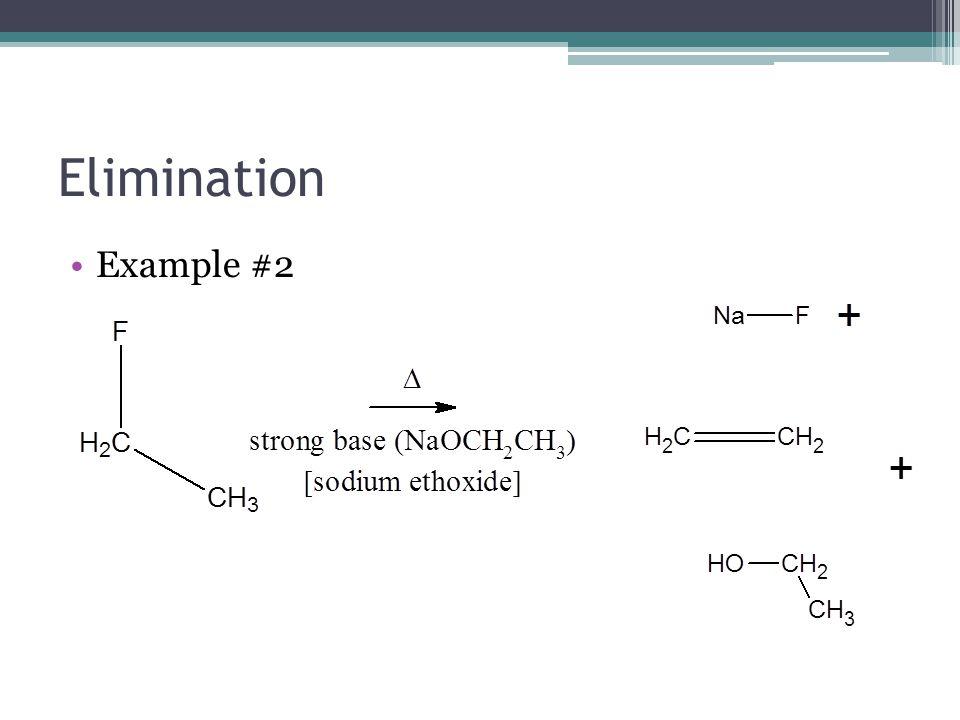 Elimination Example #2