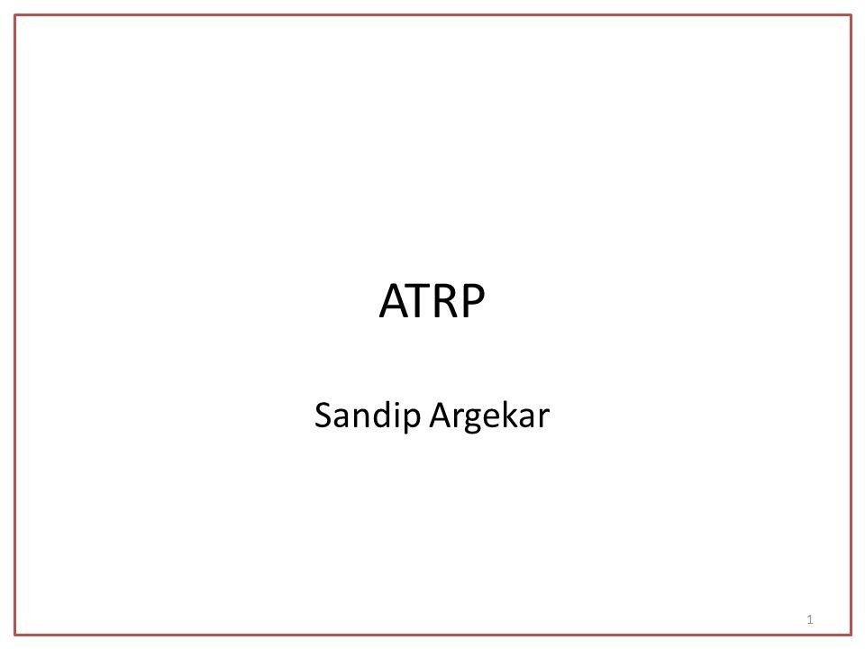 ATRP Sandip Argekar