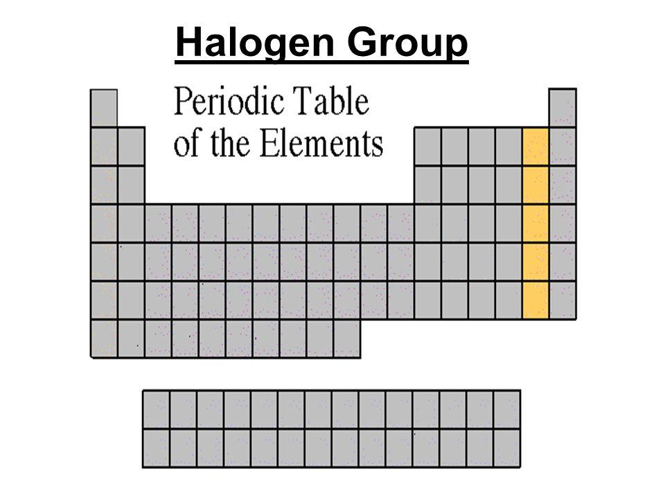 Halogen Group
