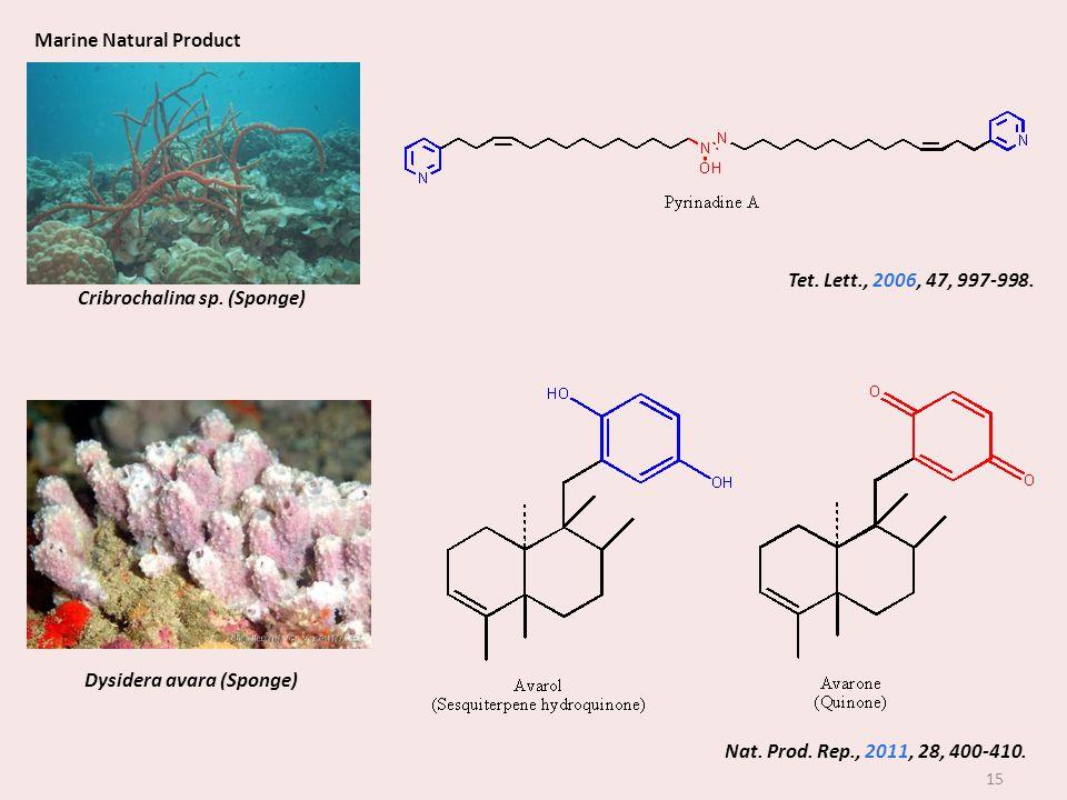 Marine Natural Product