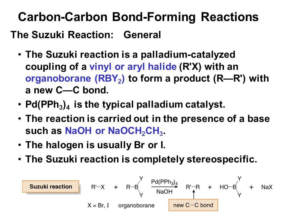 Carbon-Carbon Bond-Forming Reactions