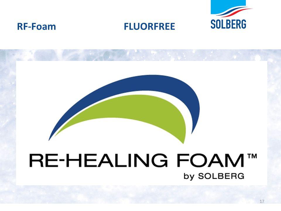 RF-Foam FLUORFREE