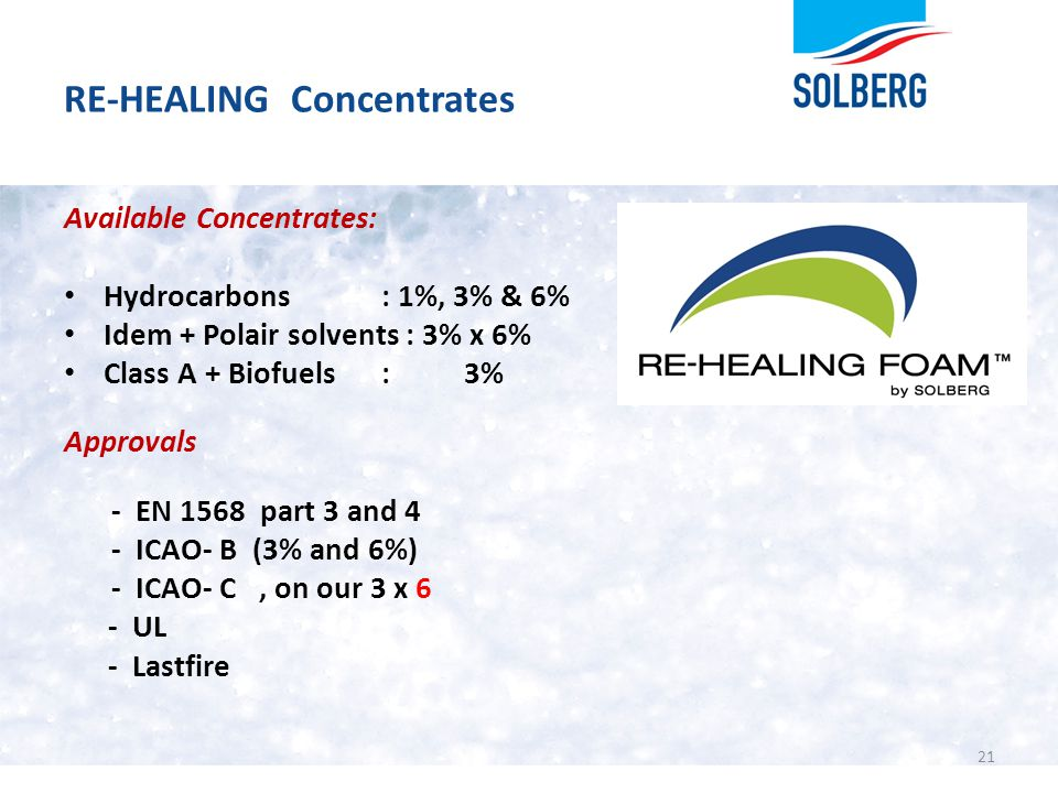 RE-HEALING Concentrates
