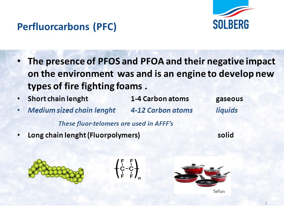 Perfluorcarbons (PFC)
