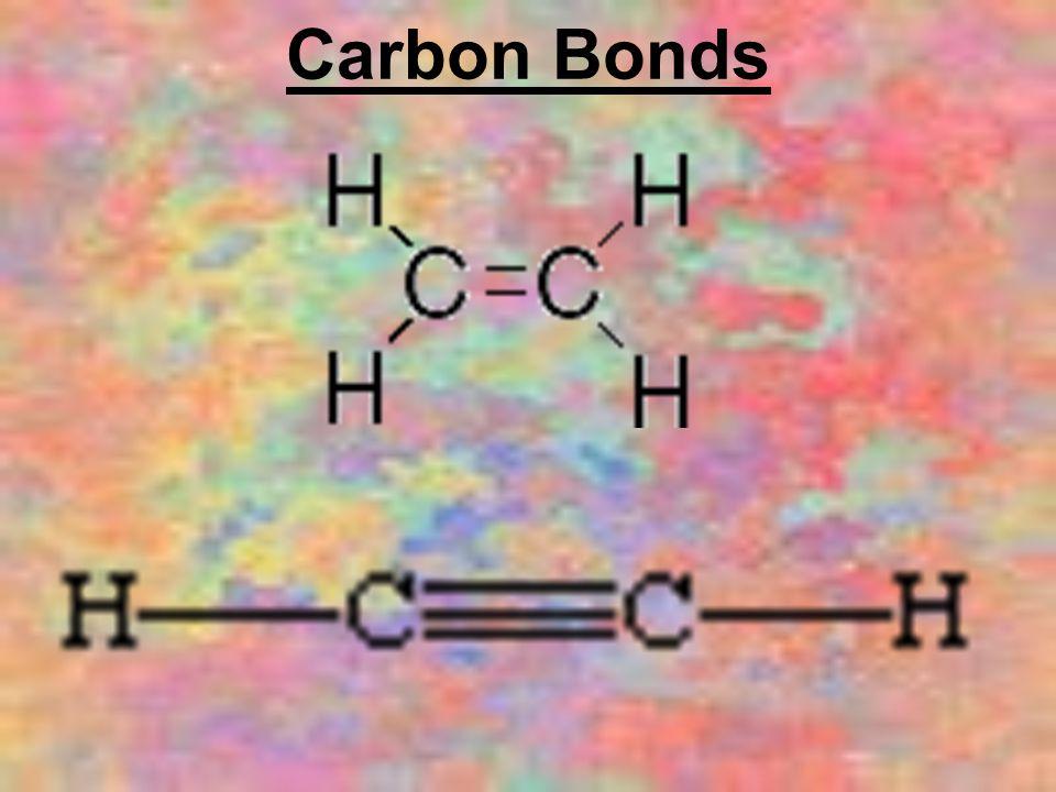 Carbon Bonds