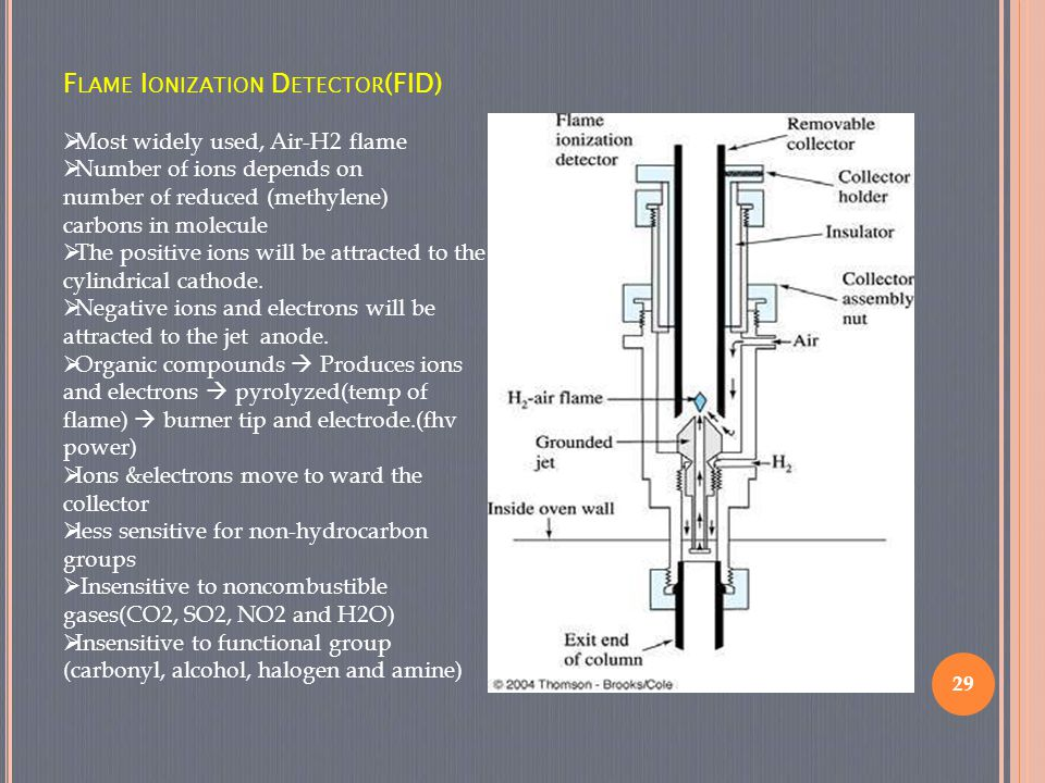 Flame Ionization Detector(FID)
