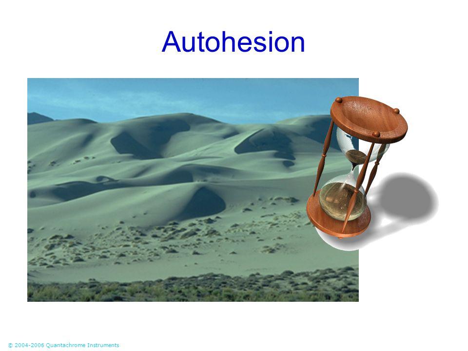 Autohesion