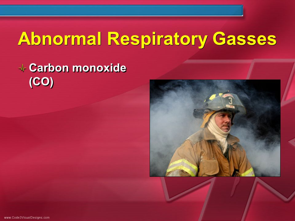Abnormal Respiratory Gasses