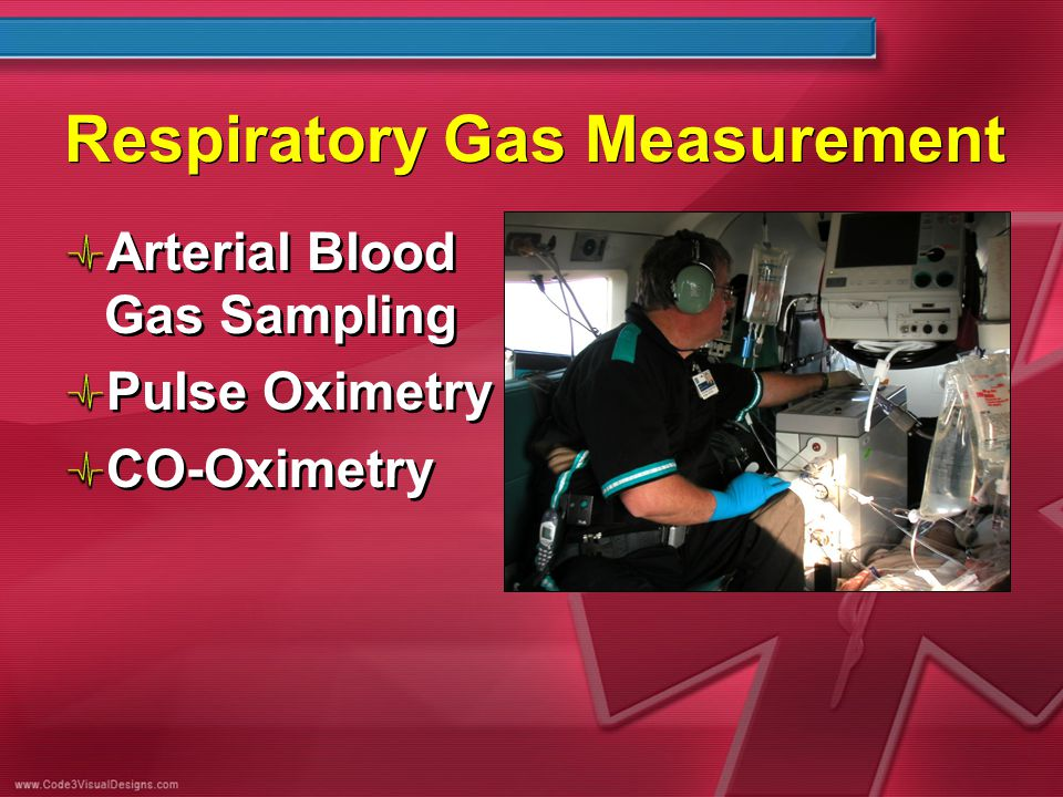 Respiratory Gas Measurement