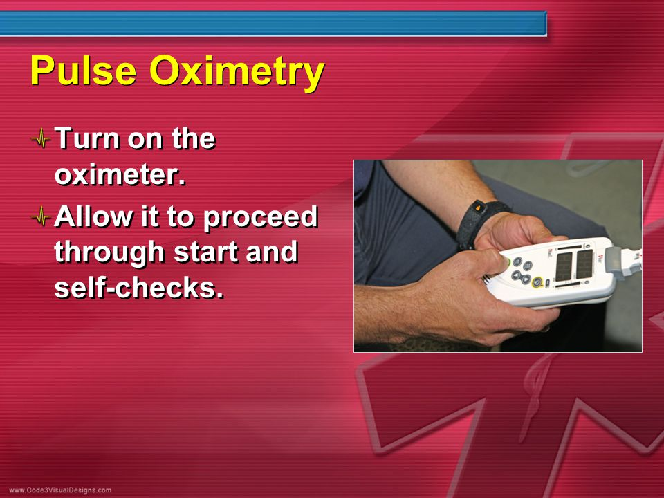 Pulse Oximetry and CO-Oximetry