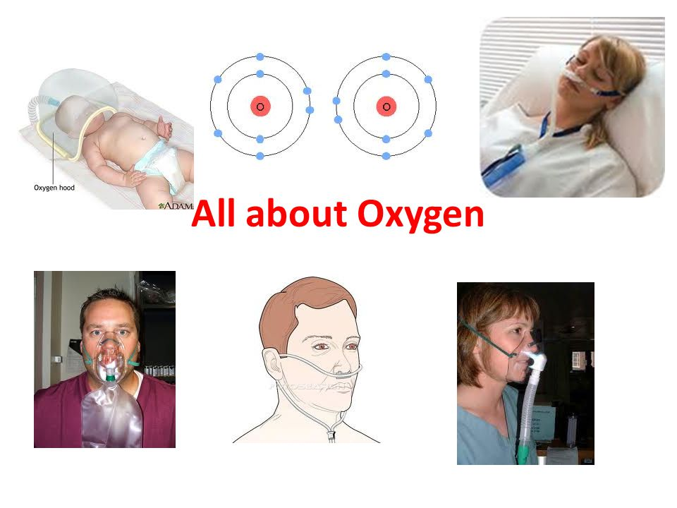 All about Oxygen