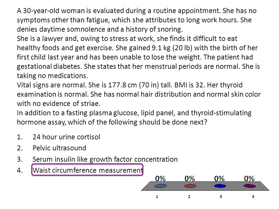 Serum insulin like growth factor concentration