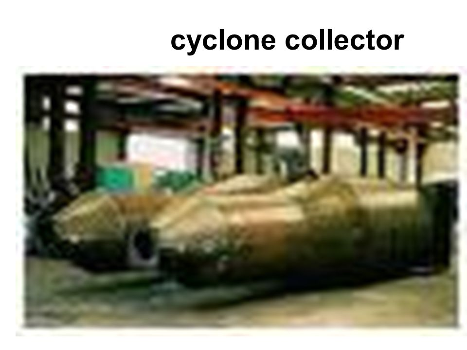 cyclone collector