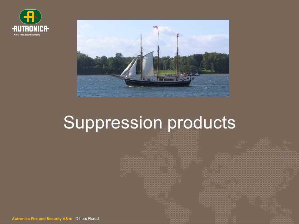 Suppression products