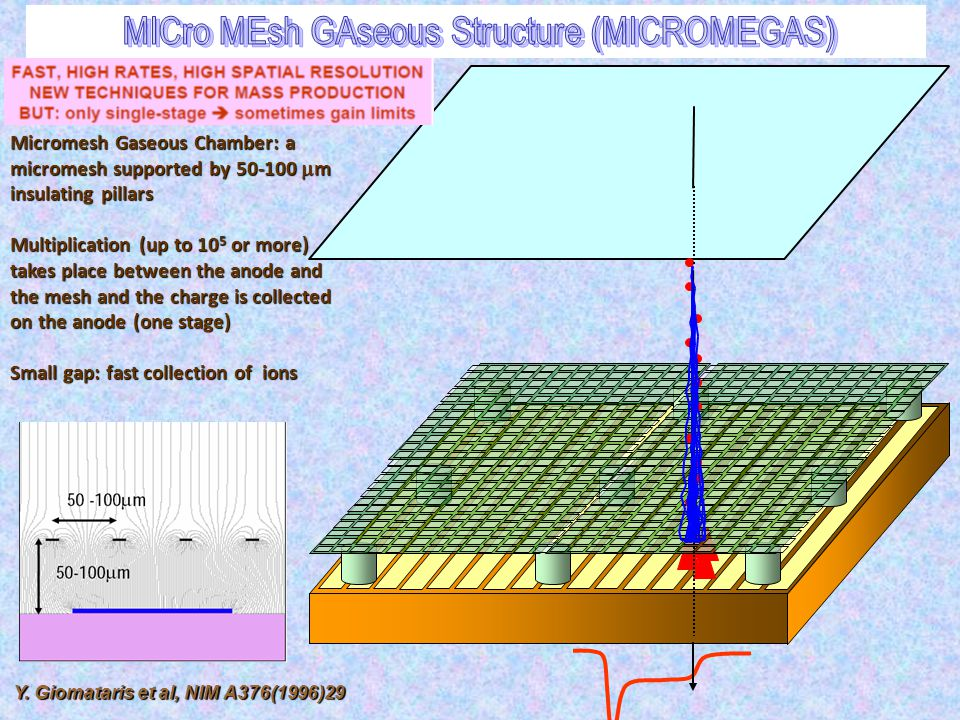MICro MEsh GAseous Structure (MICROMEGAS)