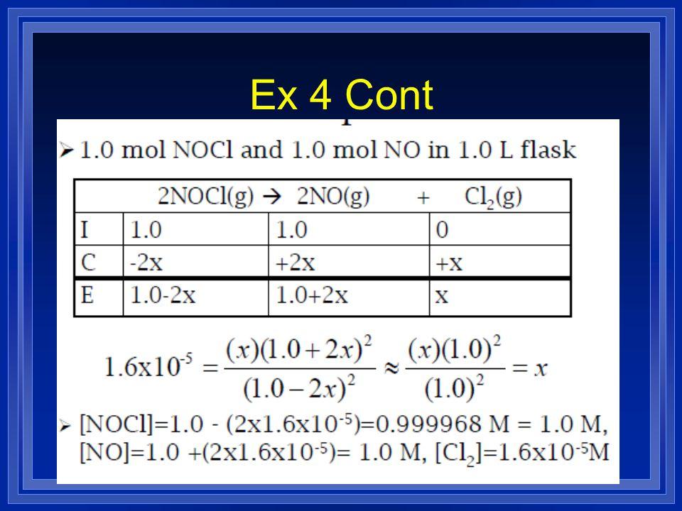 Ex 4 Cont