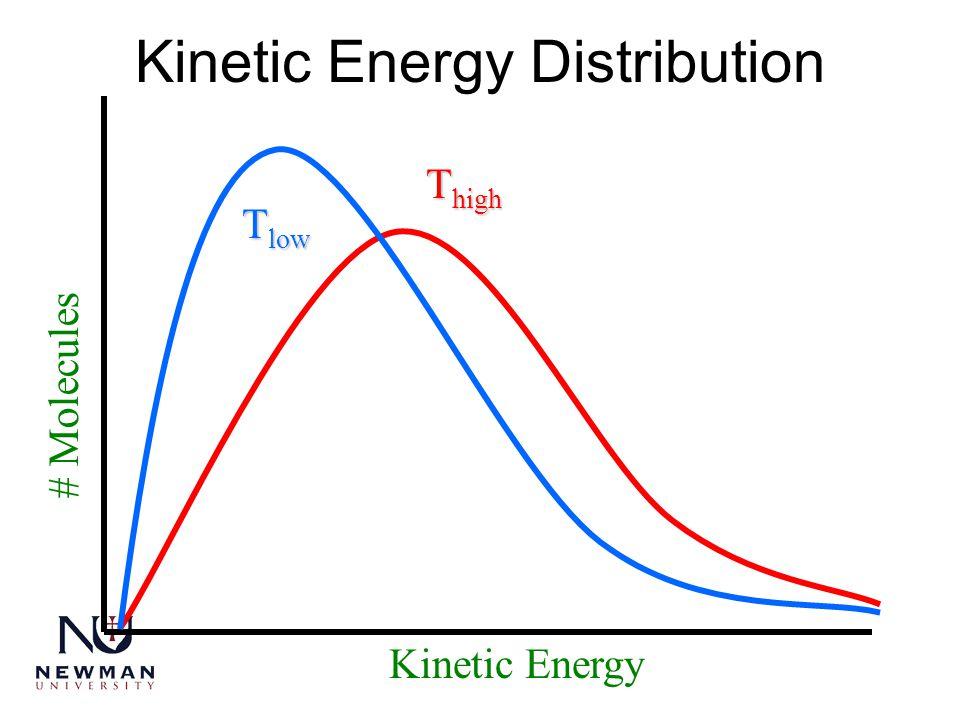 Kinetic Energy Distribution