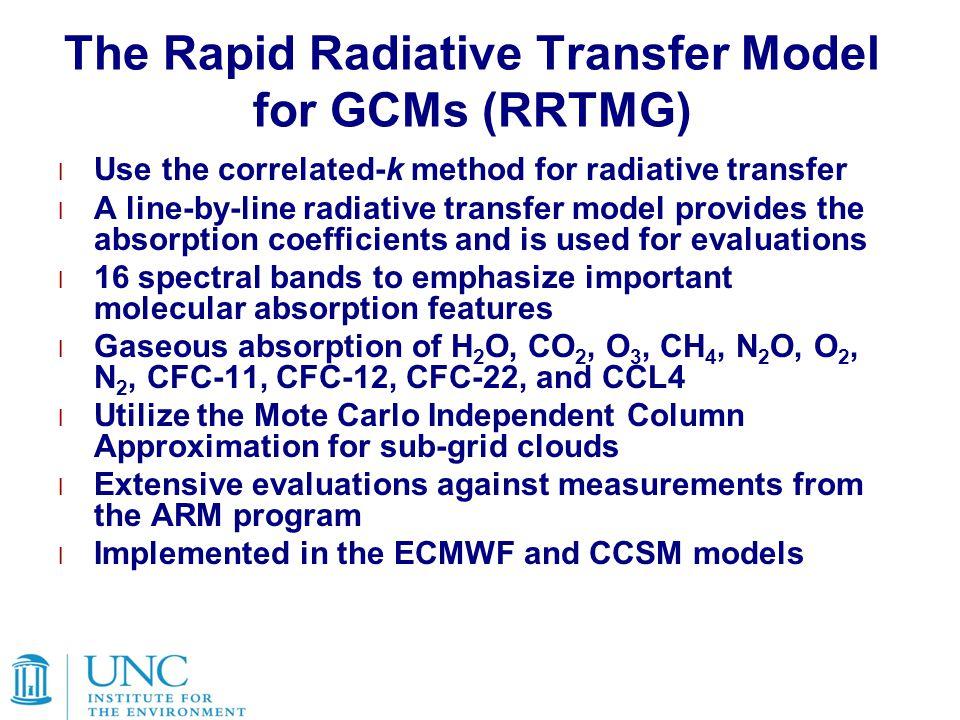 The Rapid Radiative Transfer Model for GCMs (RRTMG)