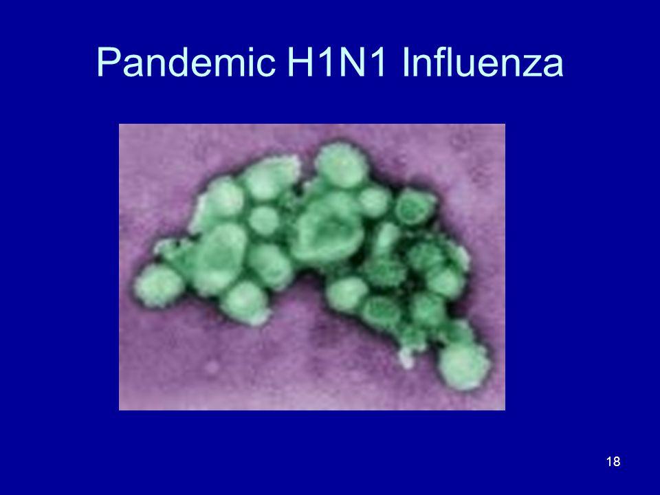 Pandemic H1N1 Influenza