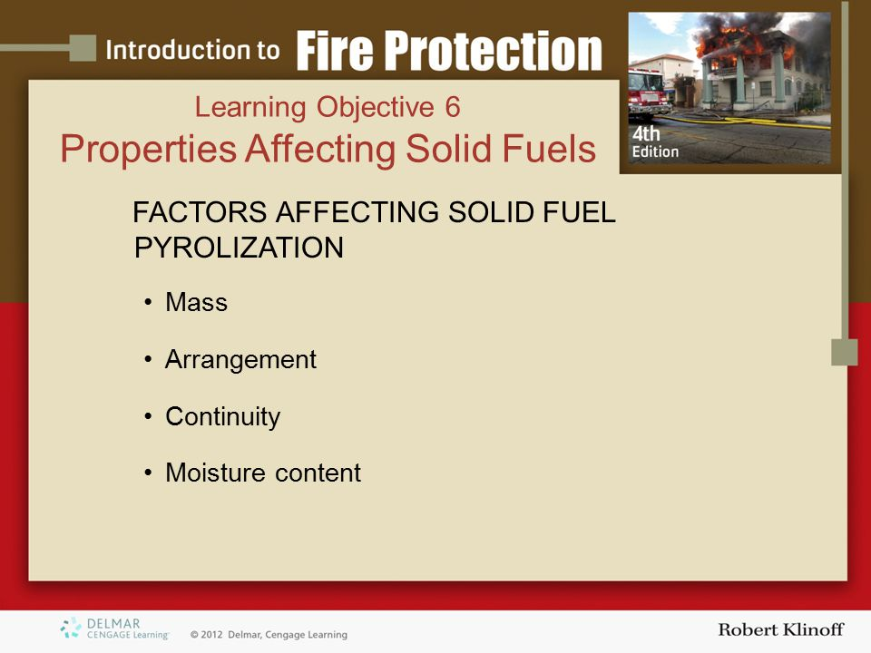 Properties Affecting Solid Fuels