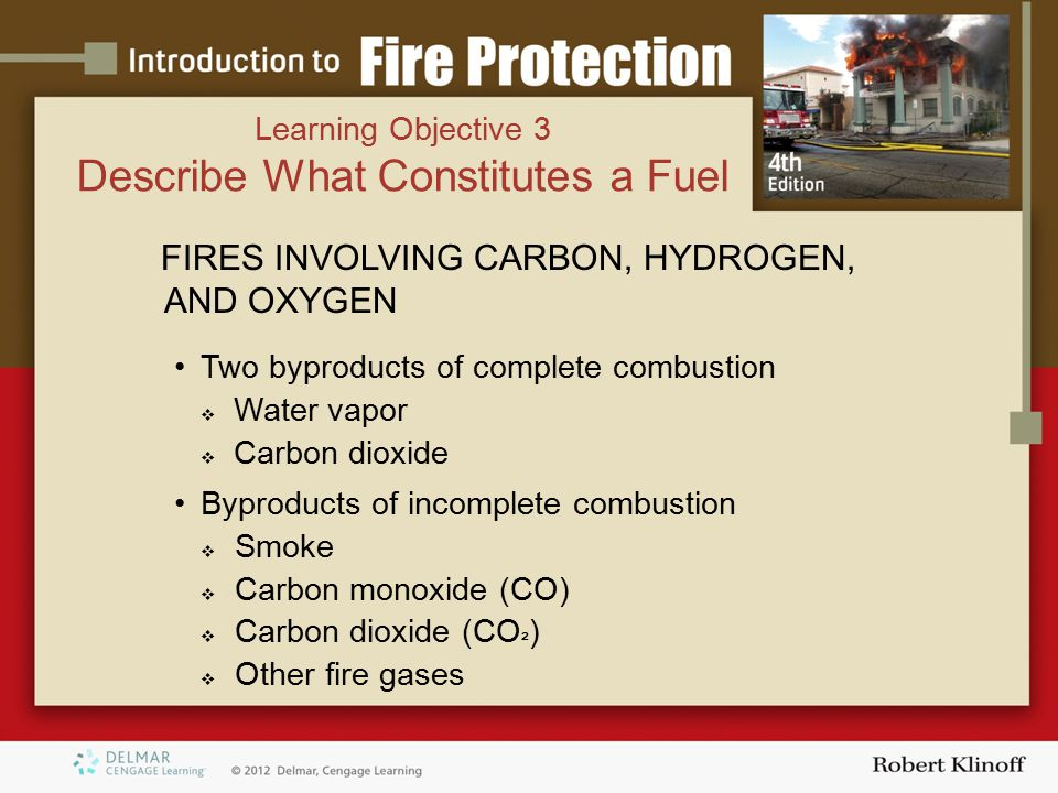 Describe What Constitutes a Fuel
